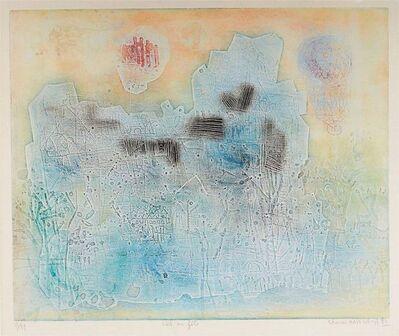 HASEGAWA Shoishi, 'Ciel en fête ', 1970