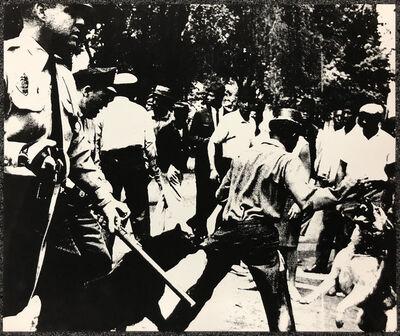 Andy Warhol, 'Birmingham Race Riot', 1967