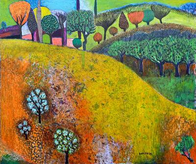 Nabil Anani, 'Landscape Dream', 2019