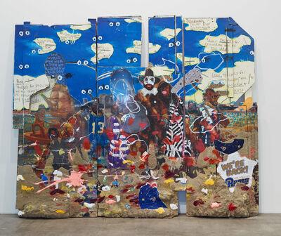 Aaron Fowler, 'Landing', 2015