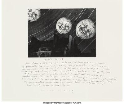 Duane Michals, 'Many Moons', 1989