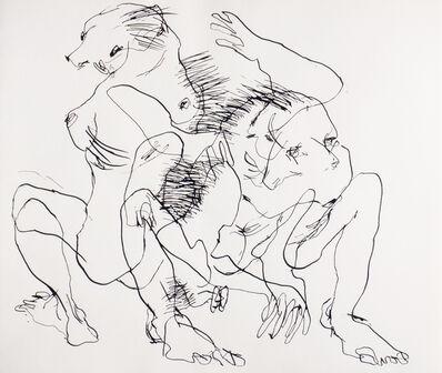 Marina Roca Die, 'Porcupine Couple V', 2015