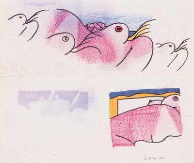 Gérard Schlosser, 'Etudes De Nu', 1966