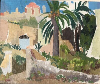 Oepts, Wim, 'Le Palmier', ca. 1954
