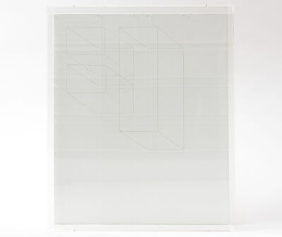 Norihiko Terayama, 'Three Green Boxes', 2019