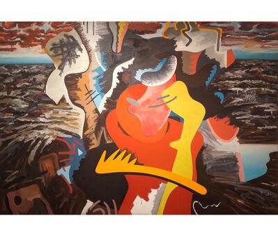 Juan Pablo Renzi, 'Meditaciones del Holandés', 1988-1989