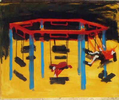 Olga Kundina, 'Nigt Swing', 2014