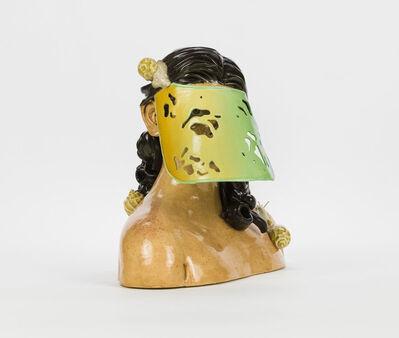 Jessica Stoller, 'Untitled (Visor Bust)', 2019