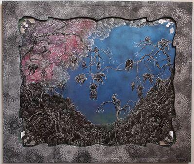 Edouard Duval-Carrié, 'After Heade: Humming Birds', 2013