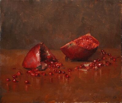 Jacob Collins, 'Pomegranates III', 2015