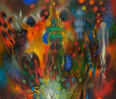 Carlos Jacanamijoy, 'Miradas de luz interior (Glances of interior light)', 2018