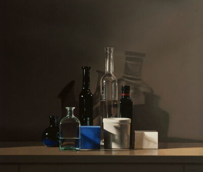 Guy Diehl, 'Still Life with Blue Box', 2010