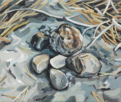 Cecilia Danell, 'shoreline', 2019