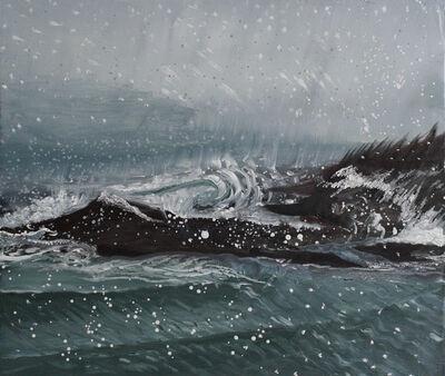 Julia von Metzsch Ramos, 'Kettle Island Waves', 2015