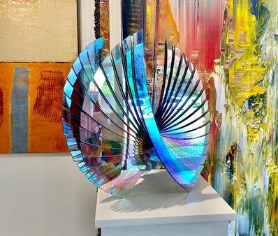 Tom Marosz, 'Wings (Grey Dichroic) ', 2010-2021