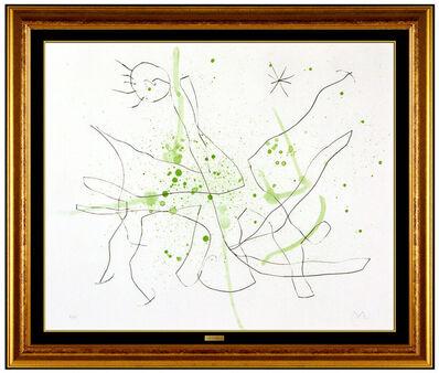 Joan Miró, 'Flux de l'Aimant IX', 1964