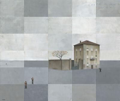 Paolo Ventura, 'L'abero dei cachi', 2017