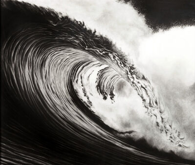 Robert Longo, 'Untitled (typhoon, Philippines 4/15/99)', 2000