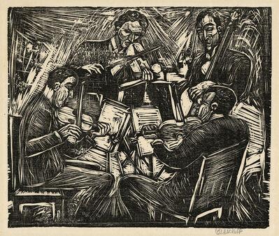 Sam Glankoff, 'Quartet', ca. 1920s