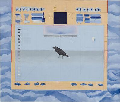 Pat Steir, 'Blue', 1971