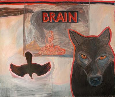Suzy O'Mullane, 'Brain', 2014