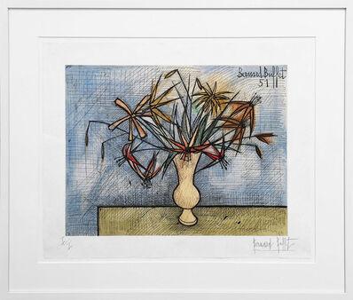 Bernard Buffet, 'Bouquet de fleurs - Stillleben', 1951