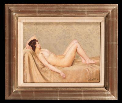 Paul Sieffert, 'Reclining Nude'