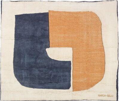"Conrad Marca-Relli, 'Tapestry from the ""Ibiza"" Motif Series', circa 1975"