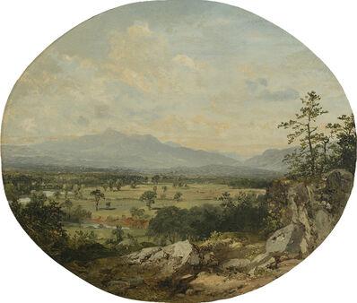 John Frederick Kensett, 'Mount Chocorua  ', ca. 1860s