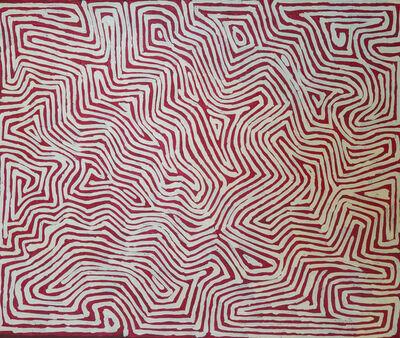 George Tjungurrayi, 'Untitled', 2014