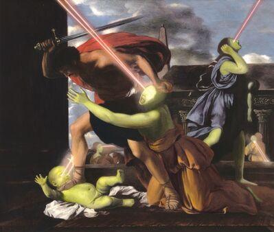 Adam Mysock, 'Having Found the Lowest Threshold (St. George Slaying the Dragon)', 2013