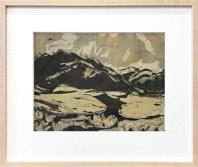 Beatrice Mandelman, 'Dark Mountain (118.09)', ca. 1945