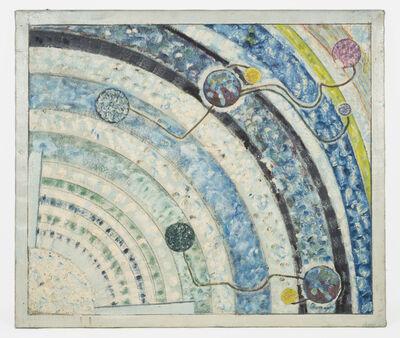Peter Attie Besharo, 'Untitled (Solar system)', ca. 1950
