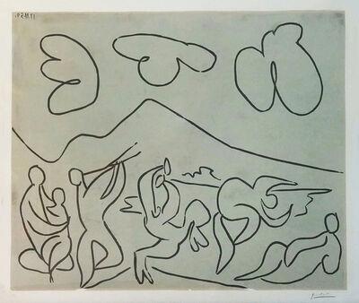Pablo Picasso, 'BACCHANALE (BLOCH 927)', 1959
