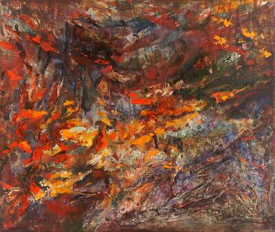 Rita Kashap, 'Zwei Ufer', 2009