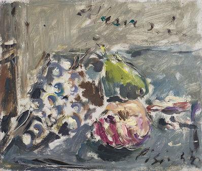 Filippo De Pisis, 'Natura morta con uva', 1944