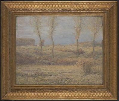 Dwight W. Tryon, 'November Morning', 1901-1902