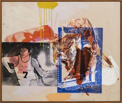 Robert Rauschenberg, 'Untitled (Salvage)', 1984