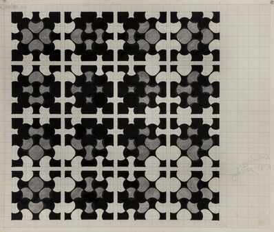 Michael Kidner, 'Kaleidoscopic Magnification', 1973