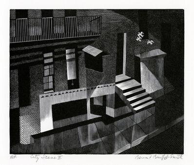 Bernard Brussel-Smith, 'City Scene II', 1949