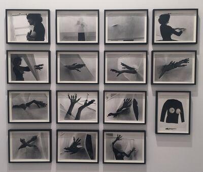 Renate Bertlmann, 'Deflorazione in 14 Stazioni [Defloration in 14 Stations]', 1977
