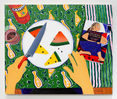 Karen Lederer, 'Life with Picasso', 2019