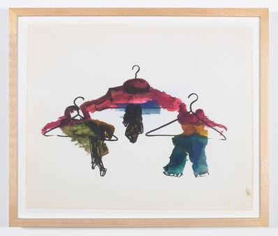 William Wegman, 'Hangers Around', Circa 1970s