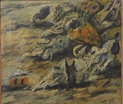 Jürg Kreienbühl, 'Déchets 2', 1952