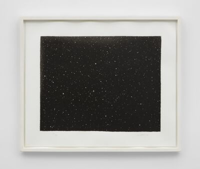 Vija Celmins, 'Night Sky', 2005