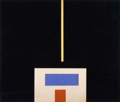 Burgoyne Diller, 'First Theme', ca. 1963