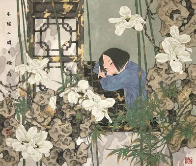 Shi Jing, 'Spring Garden', 2018
