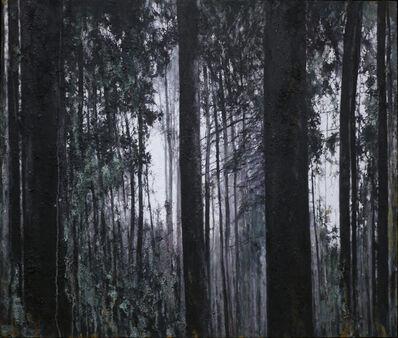 Jens Rausch, 'Alchemistischer Mischwald XXIV', 2019
