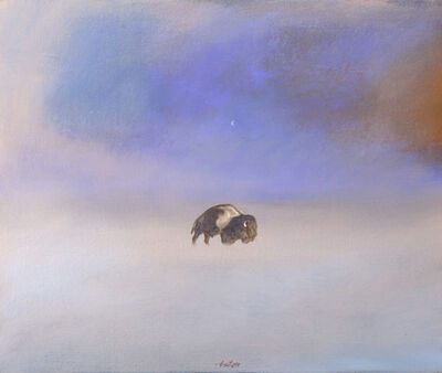John Axton, 'The Dakotan', 2021