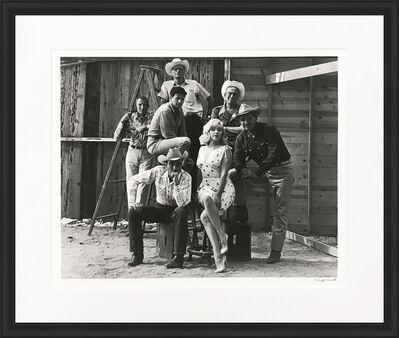 Elliott Erwitt, 'THE MISFITS, RENO NEVADA, 1960', ca. 1960